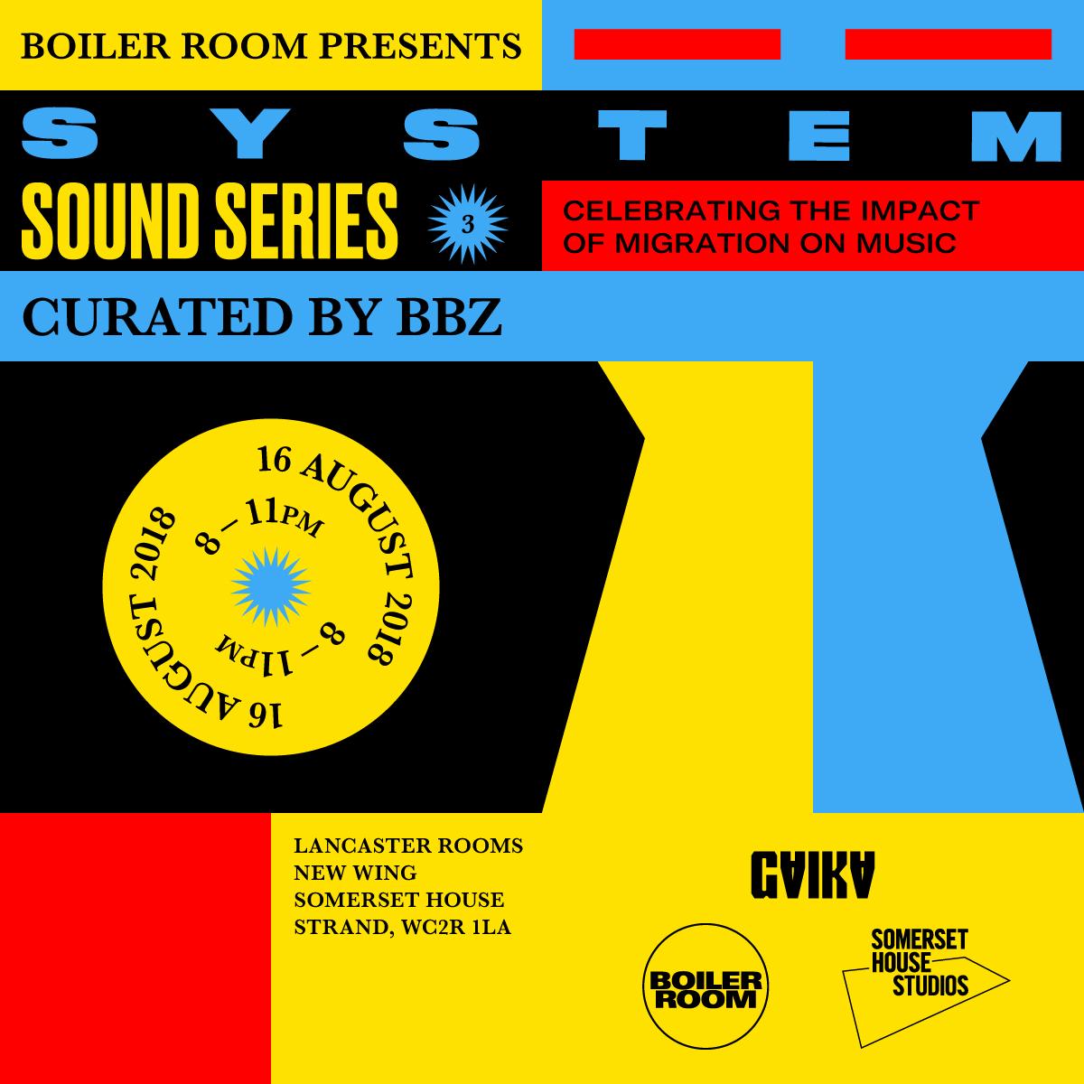 Boiler Room House Music