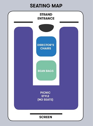 Somerset House Map F4SS seat zone map small. | Somerset House