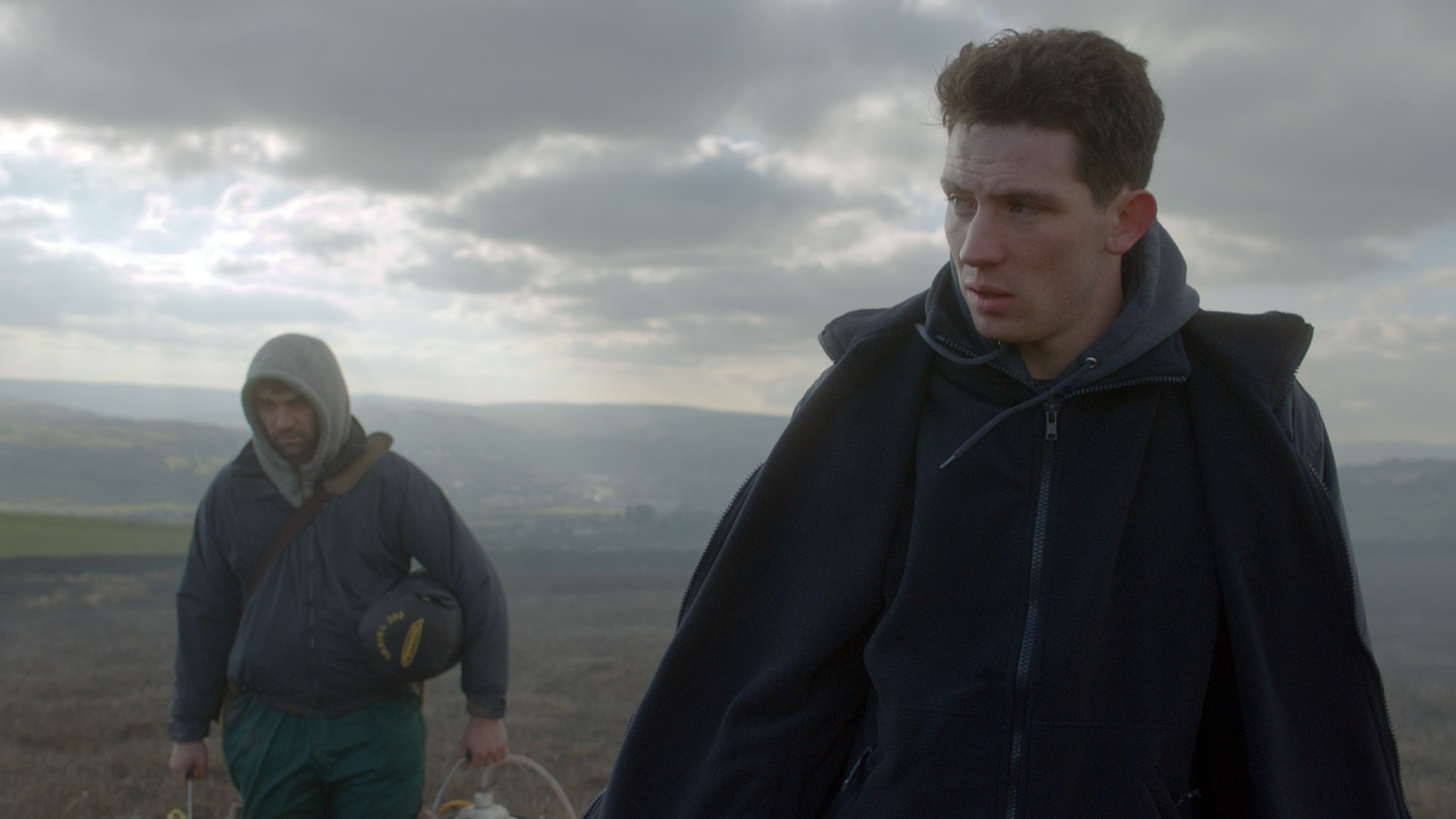 Film still from God's Own Country