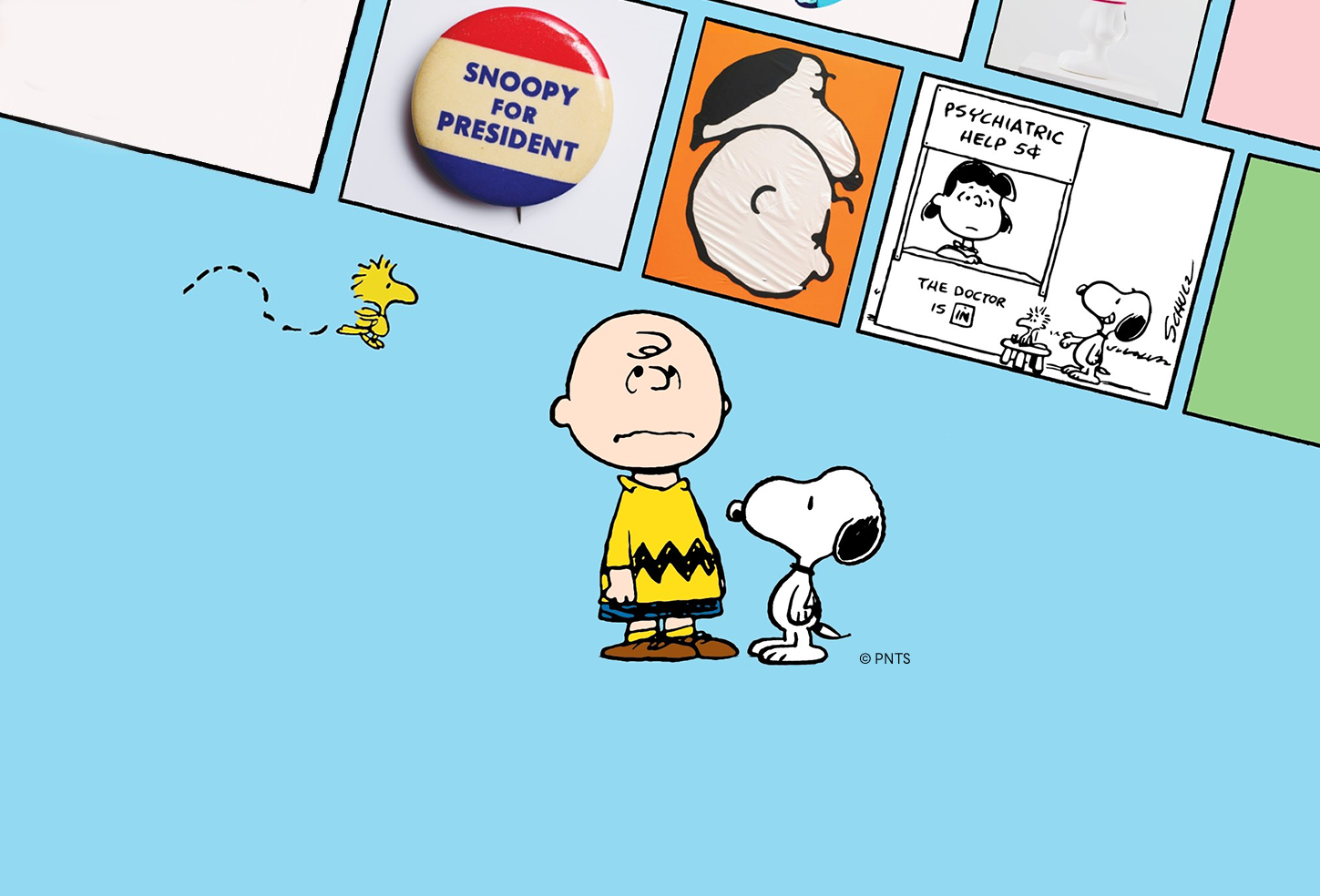 Charlie Brown Christmas Racist.Somerset House Opens Landmark Exhibition Good Grief Charlie