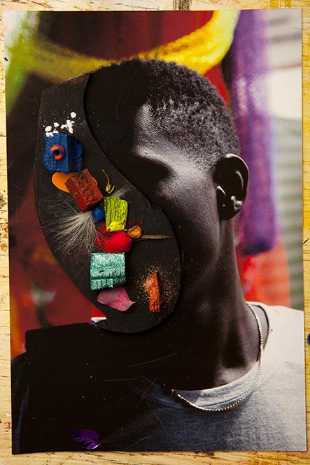 Lorenzo Vitturi, Multicolour #1
