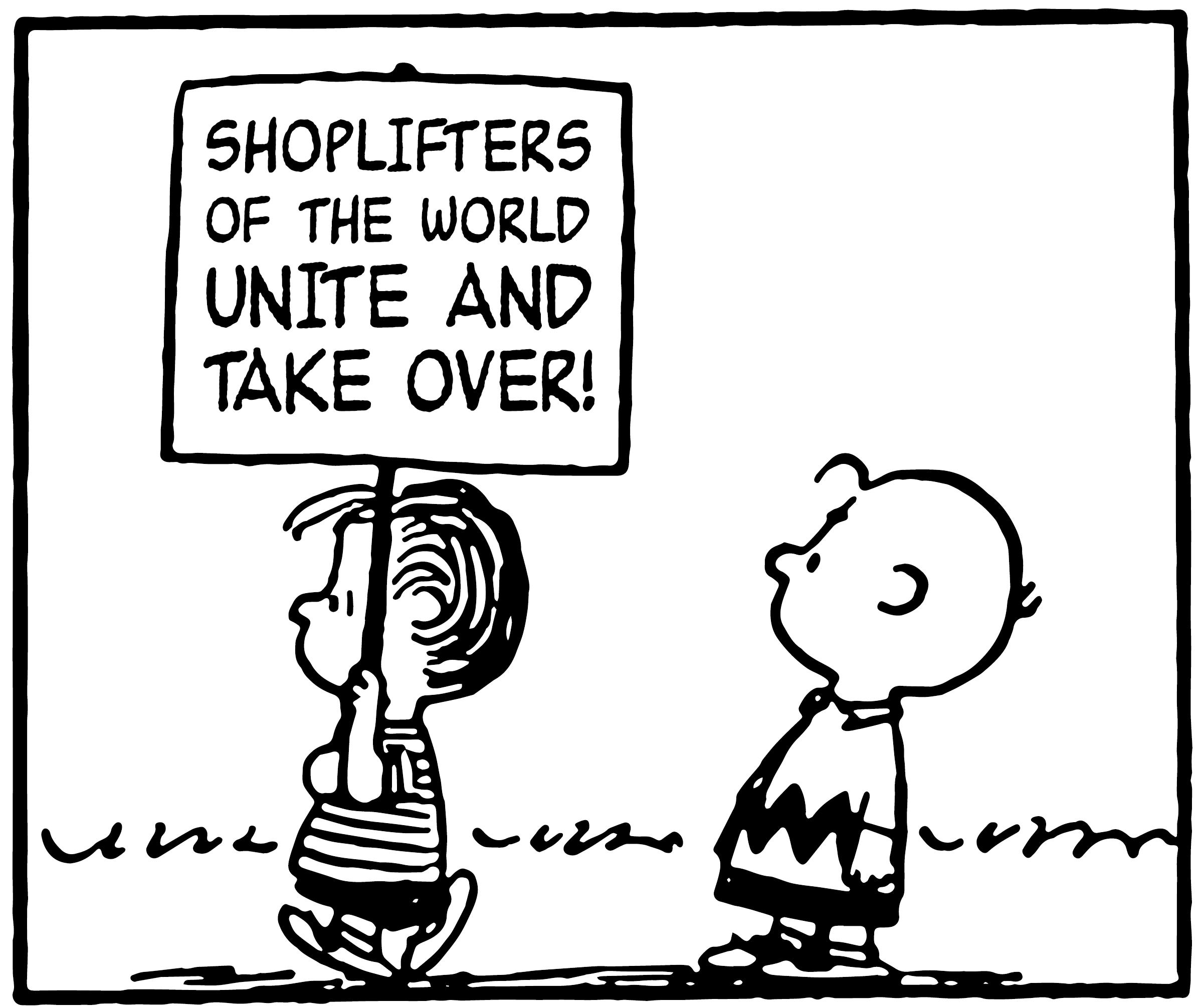 Lauren LoPrete, Linus - Shoplifters, 2013
