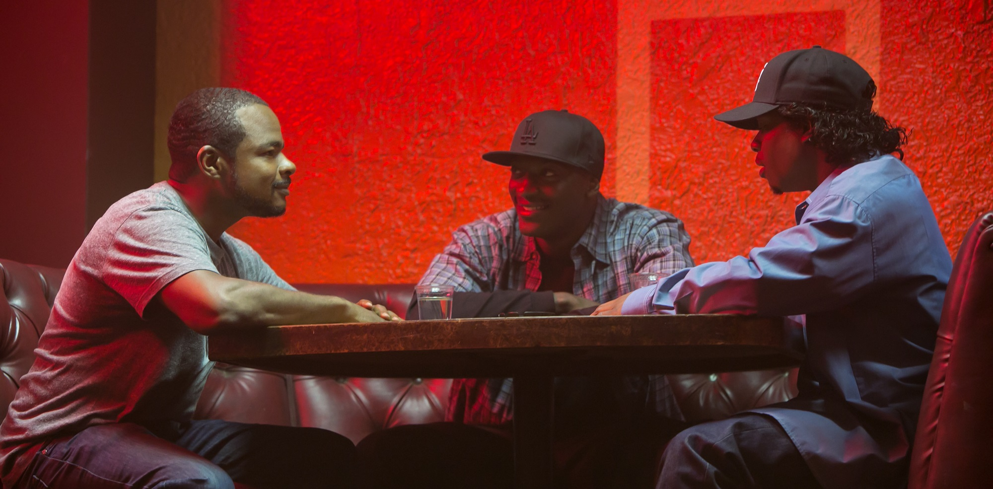 Straight Outta Compton. Image courtesy of NBC Universal