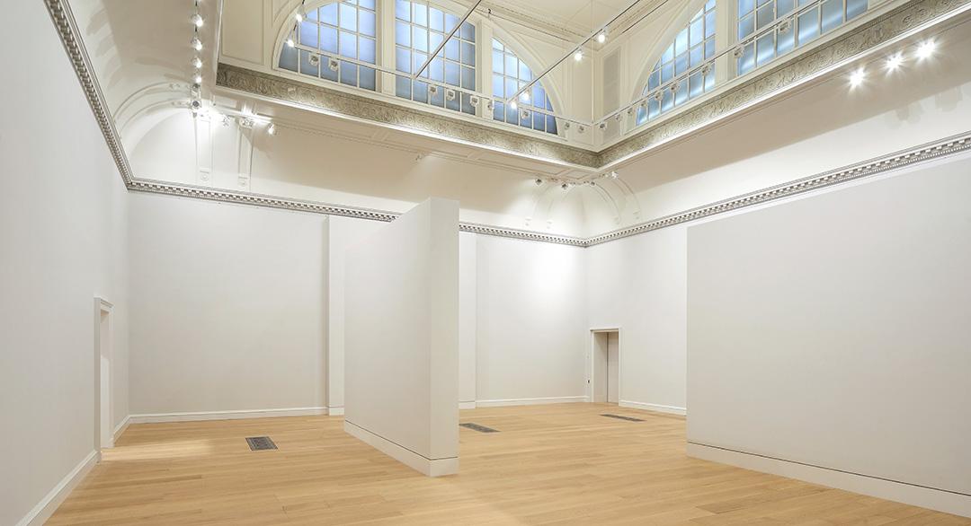 The LVMH Great Room. Photo ©Hufton+Crow