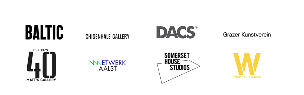 Transmissions Season 2 supporter logos