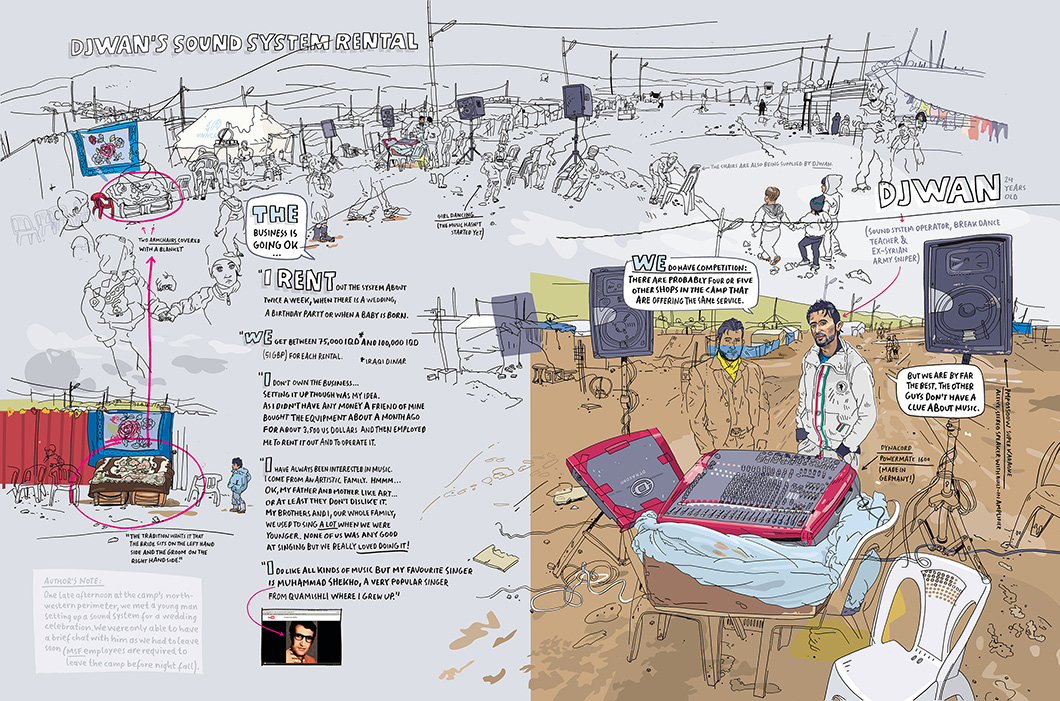 Olivier Kugler: Escaping Wars and Waves - Encounters with Syrian Refugees | Books | Commissioned | Professional