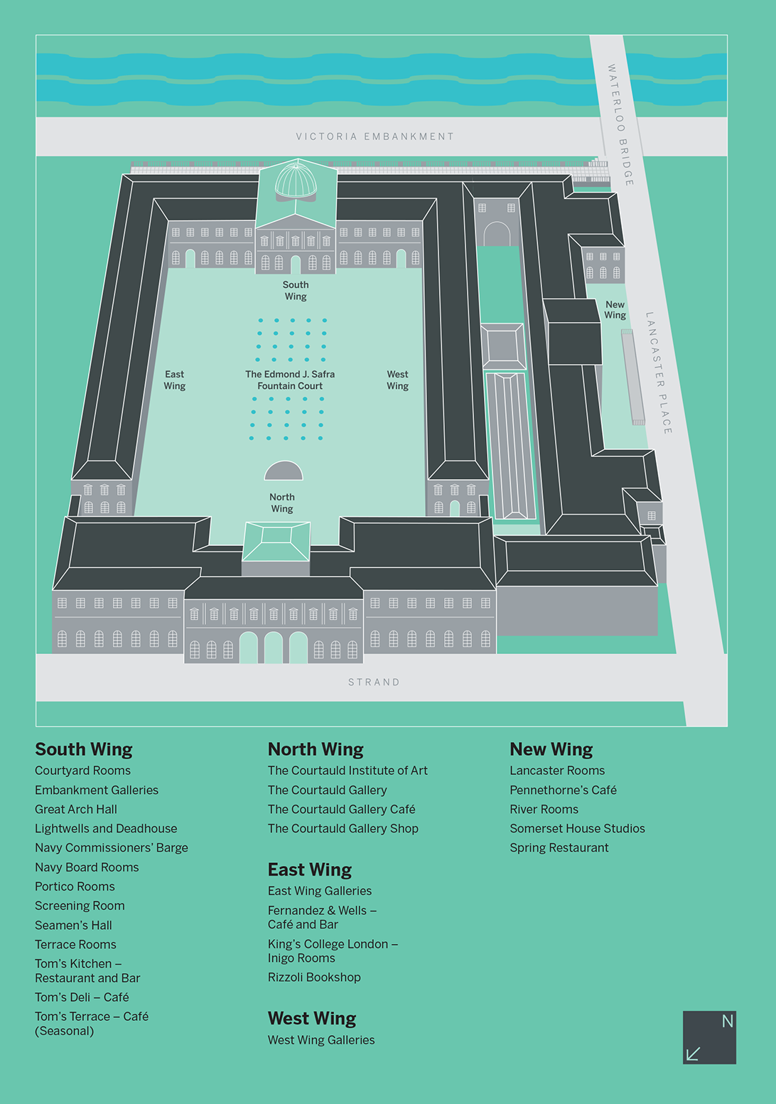 Somerset House Map site plan.png | Somerset House