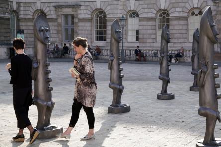 1:54 Contemporary African Art Fair (c) Victor Raison