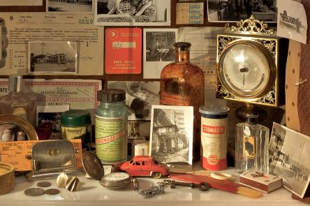 The Museum of Innocence at Somerset House. Chapter 47. All rights belong to The Museum of Innocence