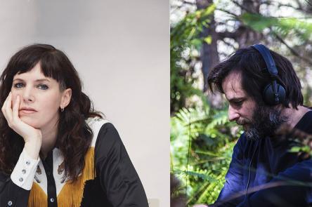 Anna Meredith & Nick Ryan