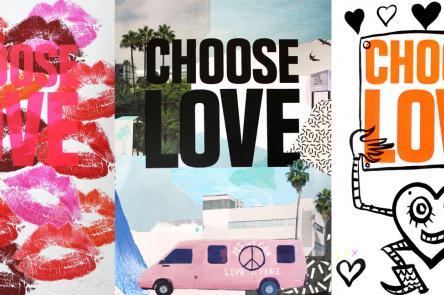 Print Club London presents Choose Love