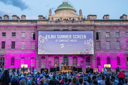 Film4 Summer Screen 2019. Image: Matthew Kaltenborn.