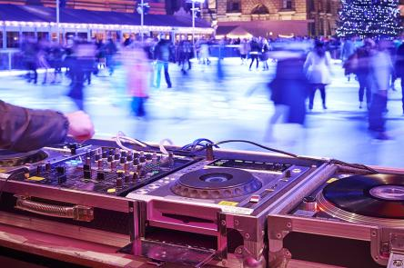 Club Nights - Skate at Somerset House with Fortnum & Mason