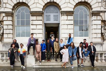 International Fashion Showcase 2019 portrait of the designers