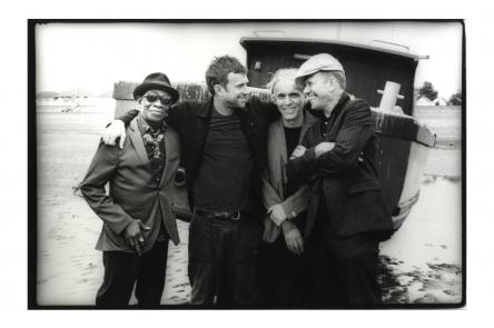The Good, The Bad & The Queen, Photo: Pennie Smith