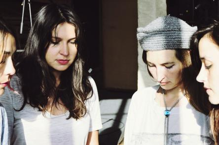Warpaint, photo by Mia Kirby