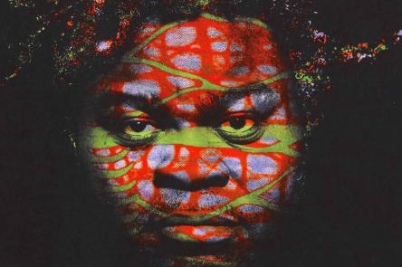 A self portrait of Yinka Shonibare
