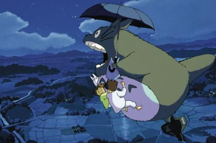 My Neighbour Totoro, image courtsey of Studio Canal