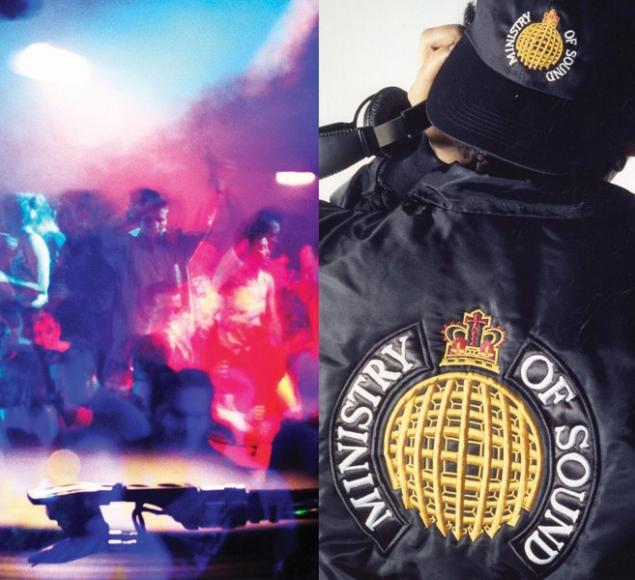Ministry of Sound Red Bull