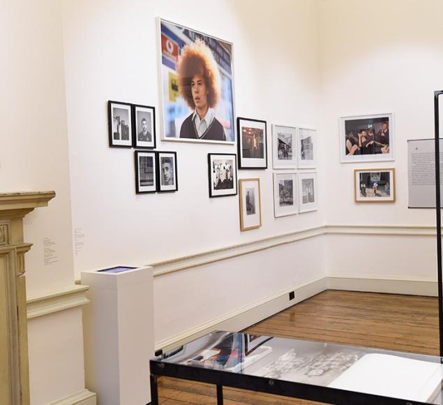 Installation view - North Fashioning Identity at Somerset House. (c) Antony Jones for Somerset House