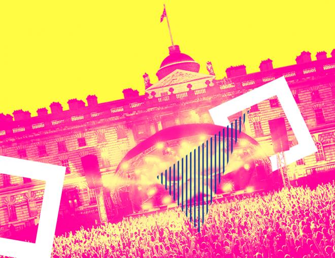 Somerset House Summer Series with American Express