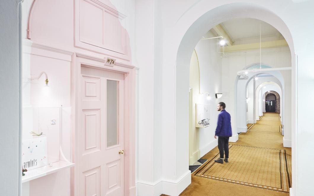 -1, Somerset House Studios, Image by Luke Walker