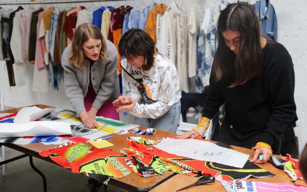 Congregation Design fashion workshop