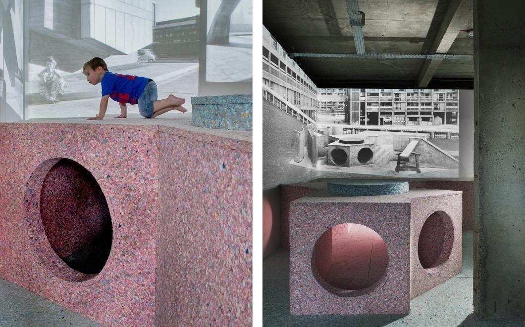 Brutalist Playground installation views, S1 Artspace Sheffield