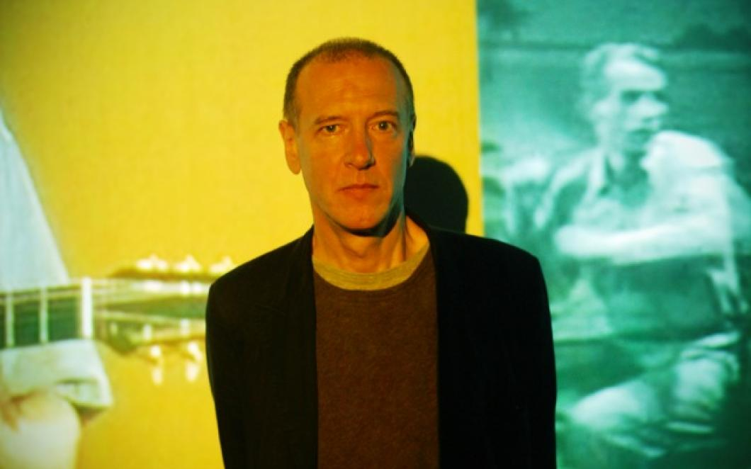 portrait of Christian Marclay, © Dr. J Caldwell