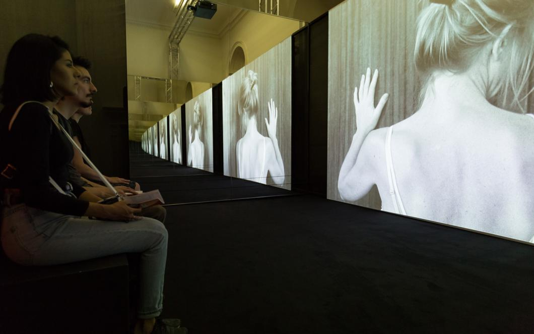 Daydreaming with Stanley Kubrick, Somerset House, Image by Kevin Meredith