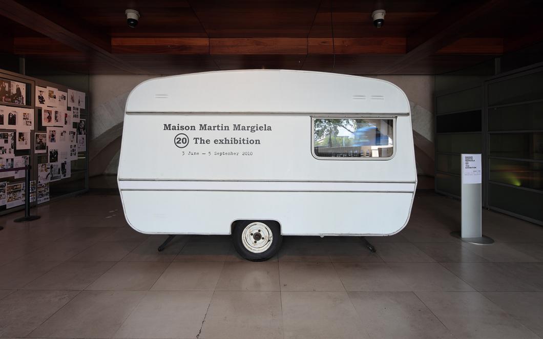 Margiela Caravan
