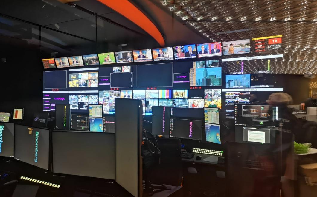 Bloomberg European HQ