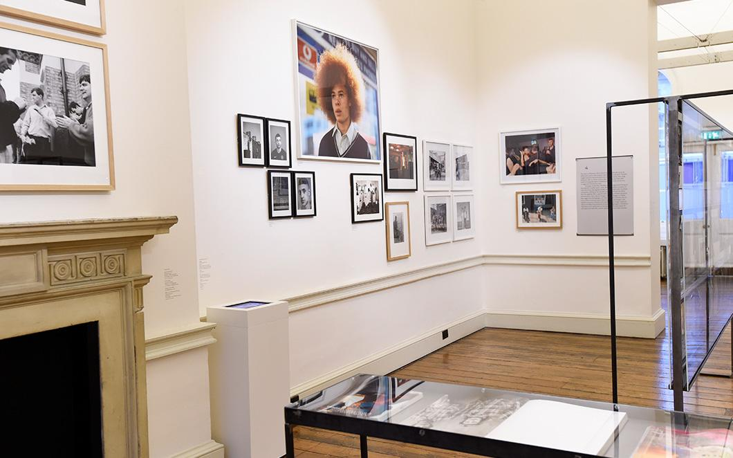Installation view - North Fashioning Identity at Somerset House. (c) Antony Jones for Somerset House