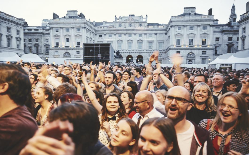 Summer Series at Somerset House, Image by Ben Peter Catchpole