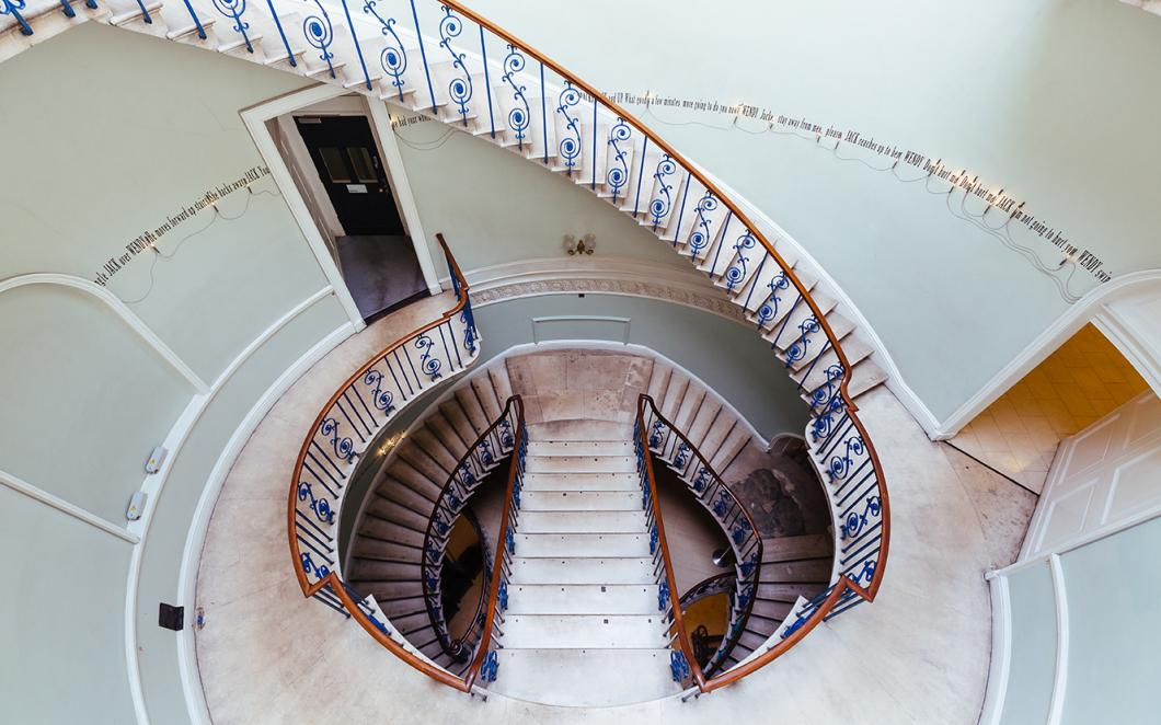 Nelson Stairway, Somerset House, Image by Kevin Meredith