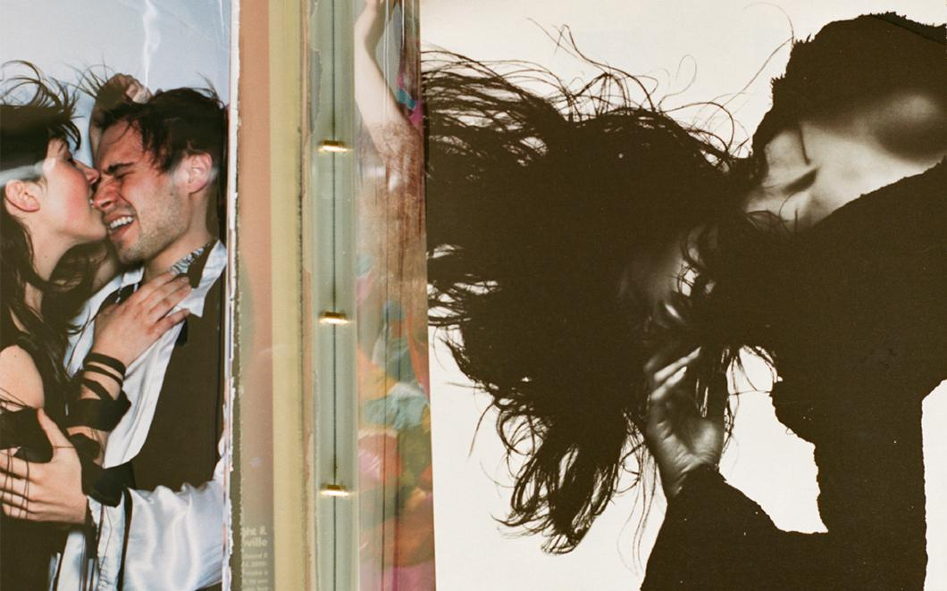 Hair by Sam McKnight catalogue © Gareth Powell
