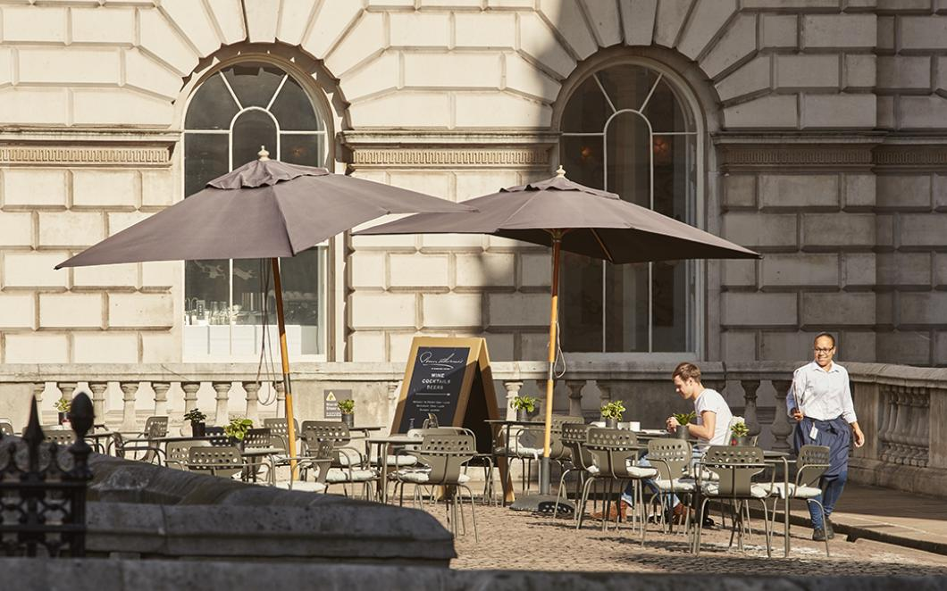 Pennethorne's at Somerset House. Image by Luke Walker