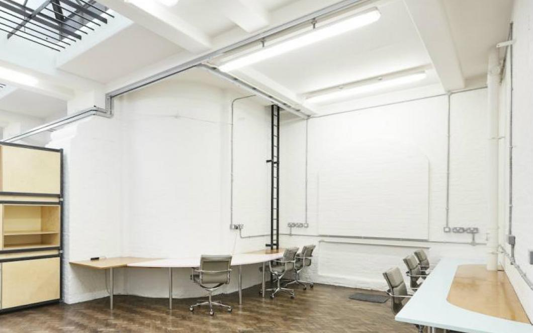 Large Solo studio - Somerset House Studios, Image by Luke Walker