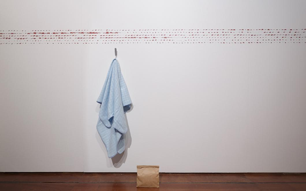 Ryan Gander, Linus Van Pelt and a world of Endeavour, Ambition and Optimism, 2008