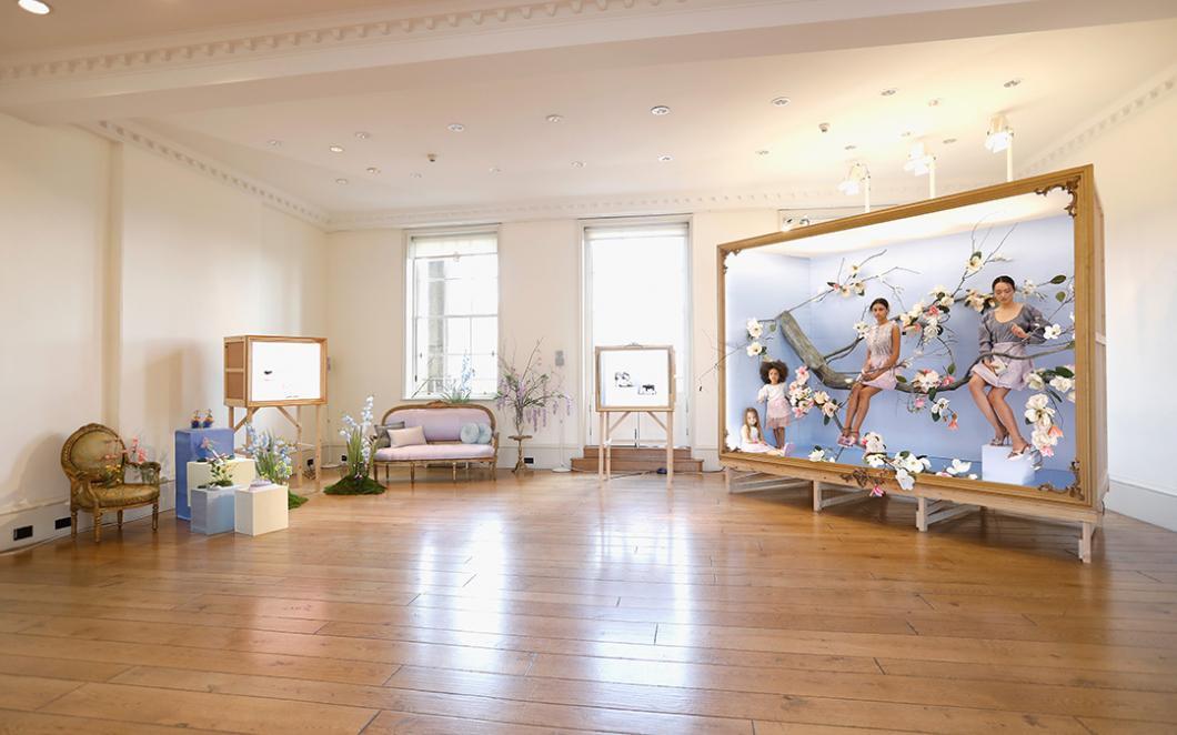 Portico Room