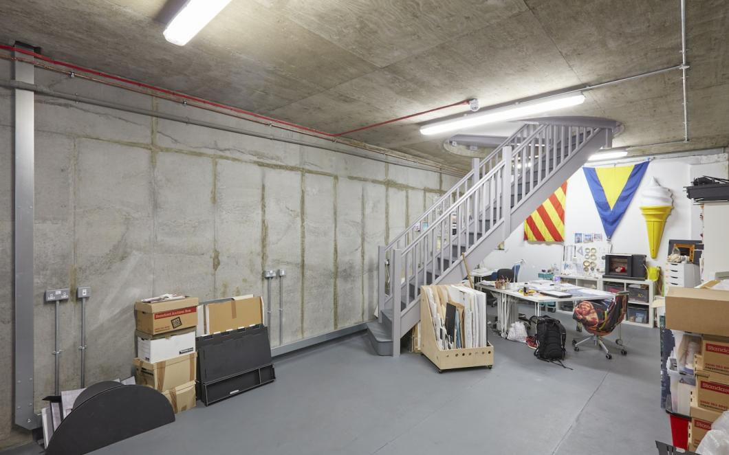 Vault floor share 2, Image by Luke Walker