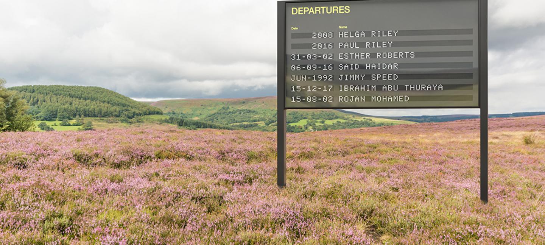 Arrivals + Departures, YARA + DAVINA