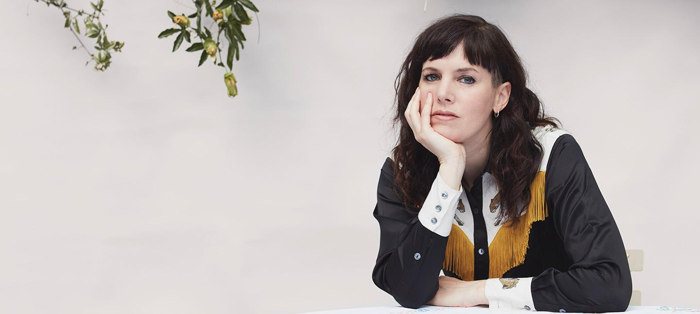 Anna Meredith, photo by Gem Harris