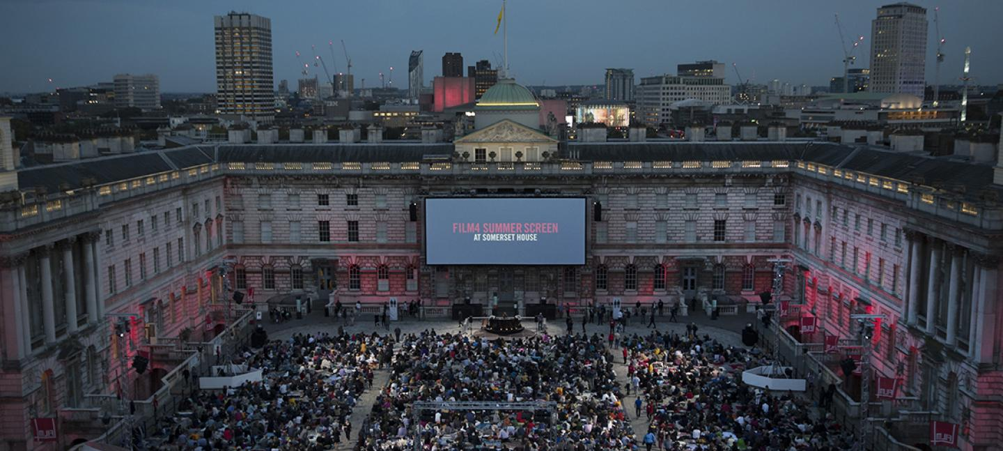 Film 4 Summer Screen at Somerset House