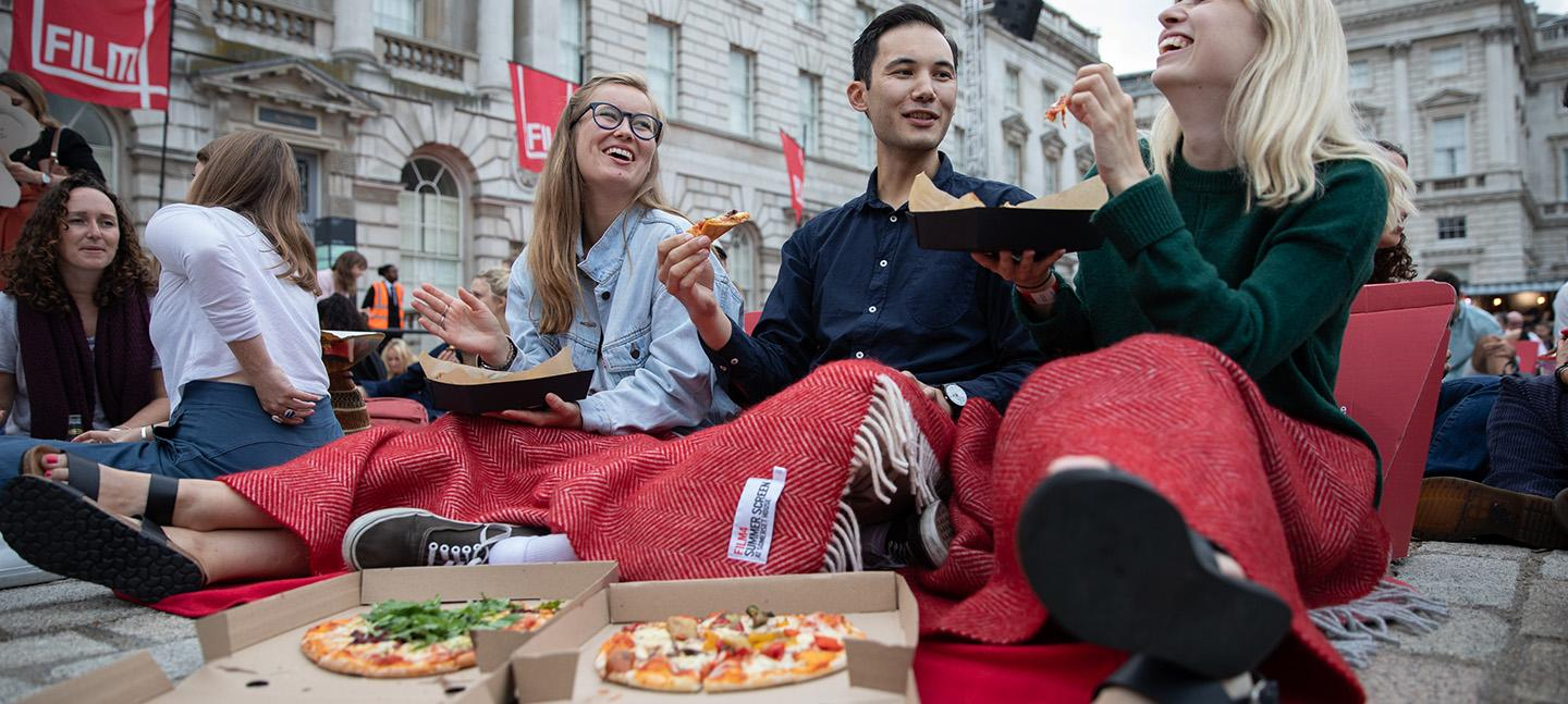 Film4 Summer Screen, Choose Your Experience