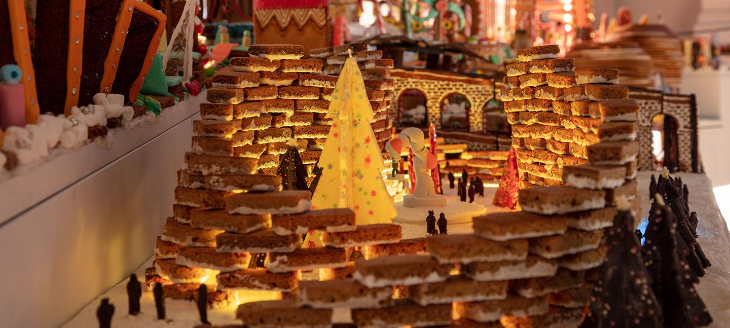 Gingerbread City - Image Luke Hayes