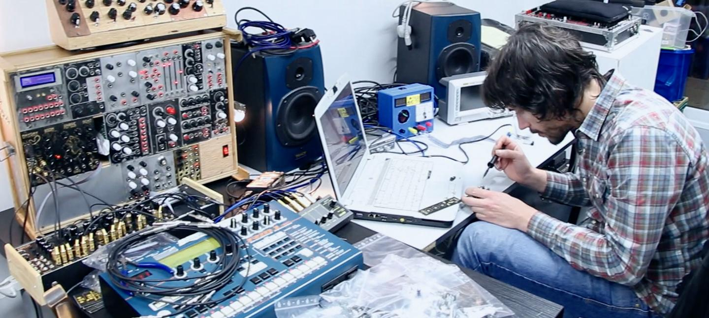 Music Hack Space