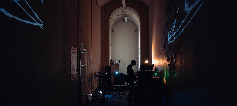 Lonelady, Somerset House Studios, Image by Dan Wilton