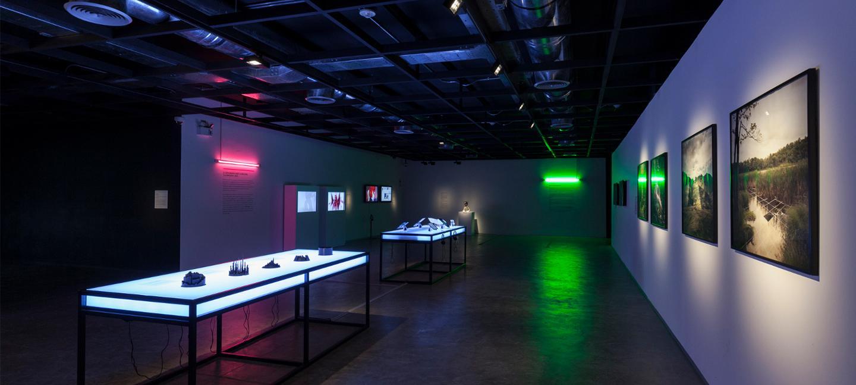 New Realities Exhibition Lima (Alpha-ville, Fundacion Telefonica)