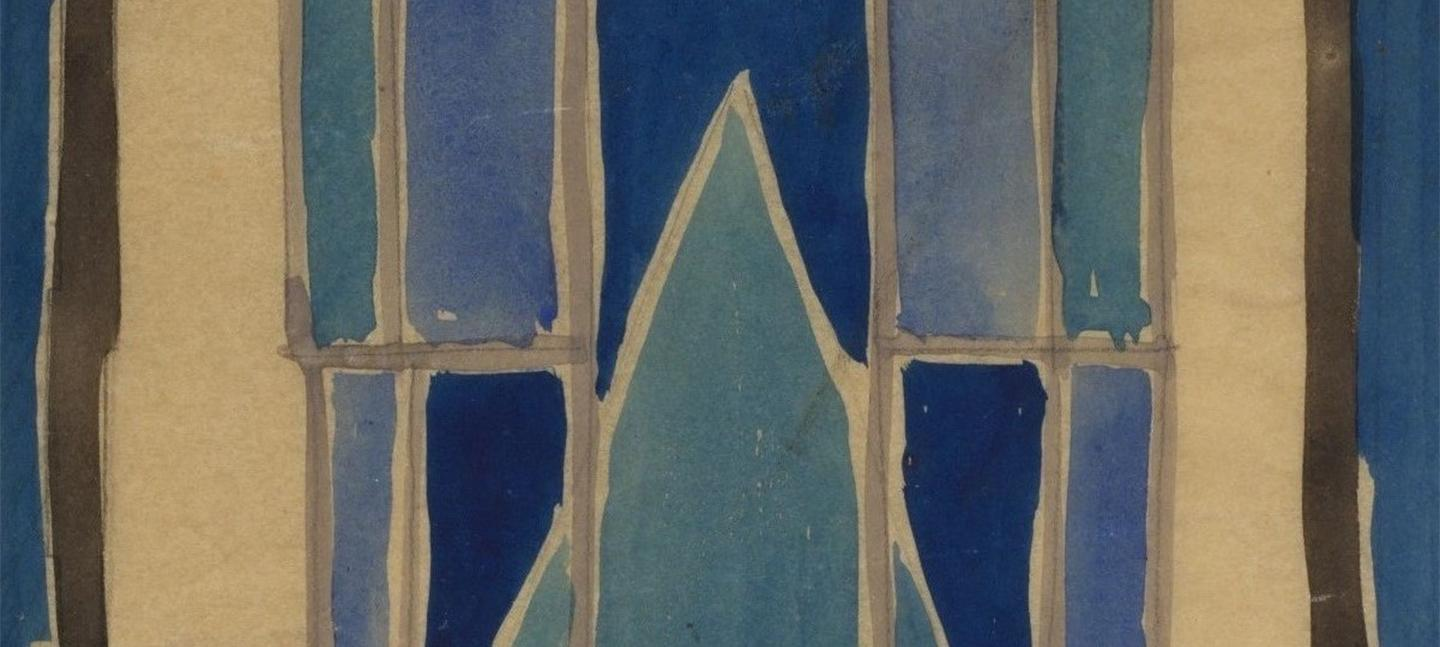 Duncan Grant (1885- 1978), Rug Design, 1913, © The Samuel Courtauld Trust, The Courtauld Gallery, London